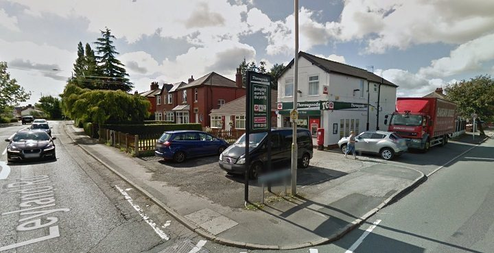 Thoroughgoods was targeted in Leyland Road Pic: Google