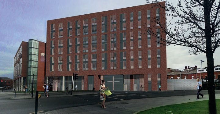 How the new City Mission building could look
