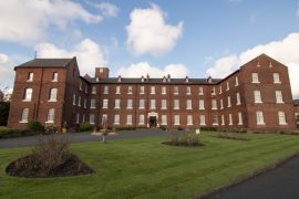 The 39-bed care home is just off Garstang Road in Fulwood
