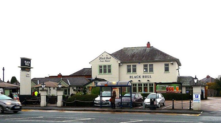 Black Bull in Fulwood Pic: Brian Young