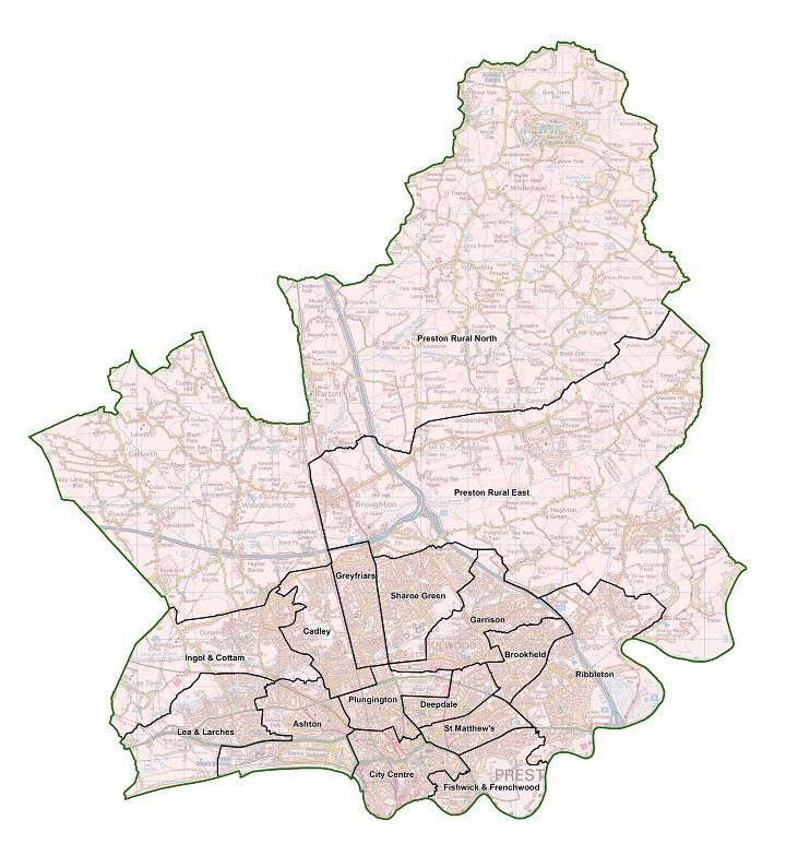 Here's what the boundary review has recommended the city should look like