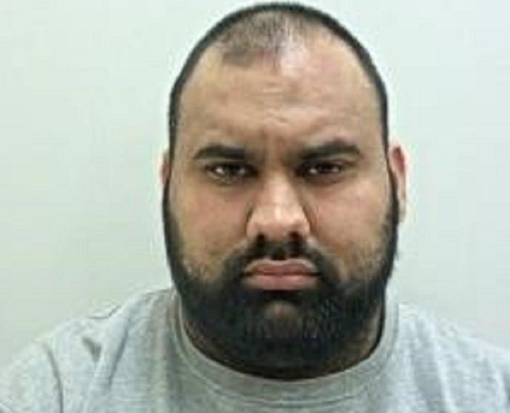 Faisal Khan is now behind bars