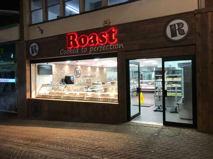 Roast is on Orchard Street