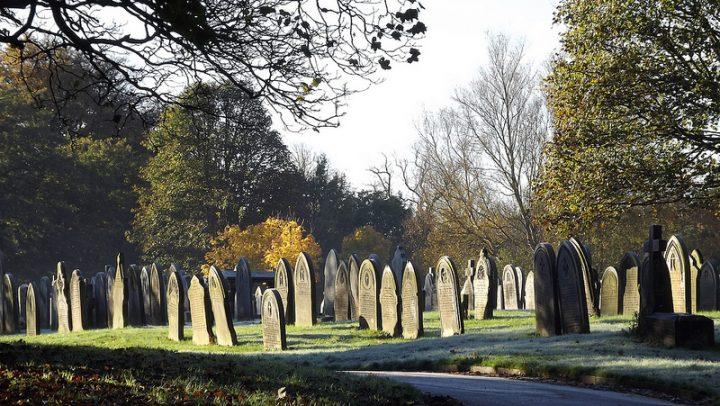 Preston Cemetery which borders Fishwick and Ribbleton Pic: spudfrawley