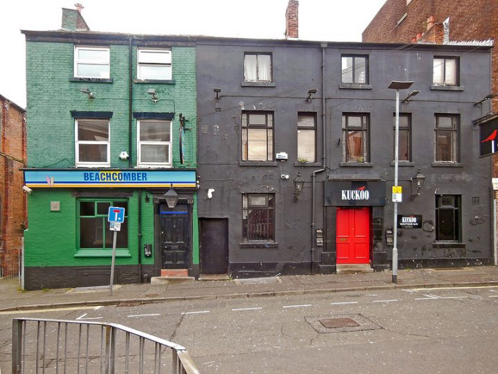 Fox Street is one of the roads which heritage officers say has 'lost character' Pic: 70023venus2009