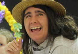Ruthie-Boycott-Garnet, the writer behind the Suffrajitsu show