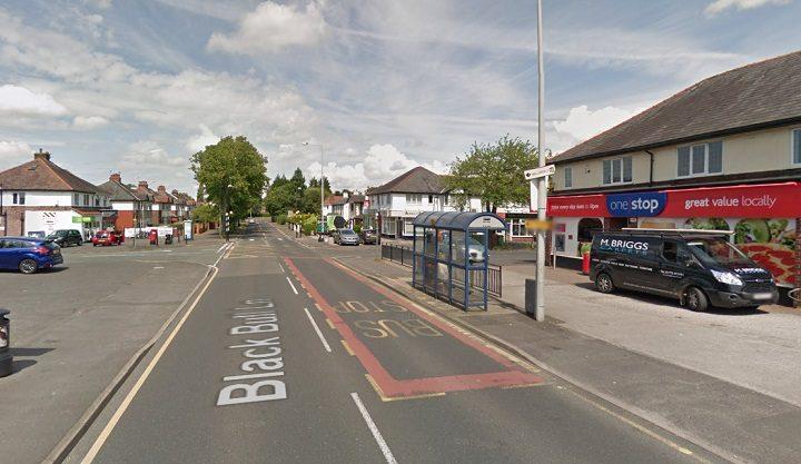 The crossroads of Kings Drive and Black Bull Lane Pic: Google