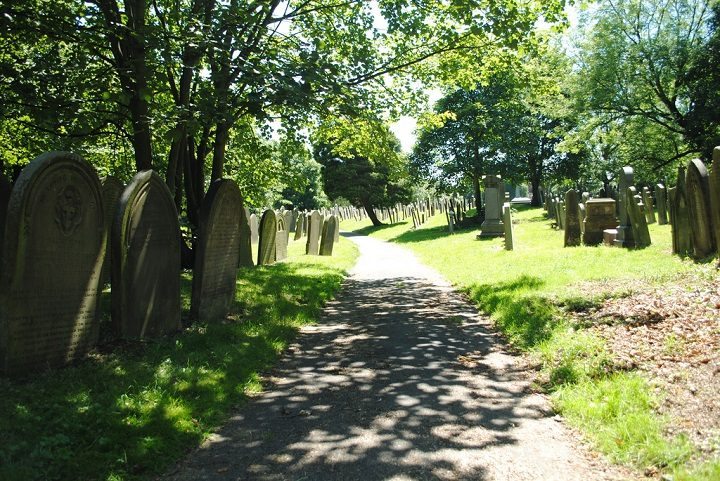 Preston Cemetery in Ribbleton Pic: Stephen Geraghty