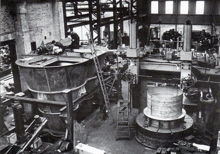Drydens Foundry