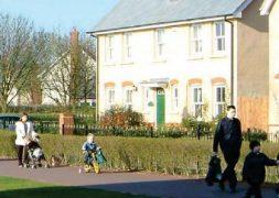 How homes at Haydock Grange may look
