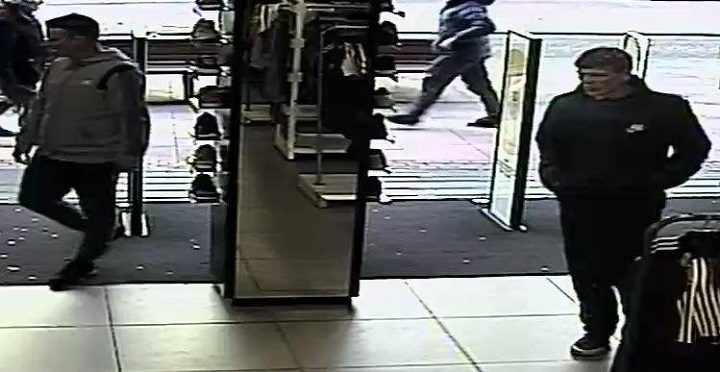 CCTV picture released from JD Sports in Fishergate