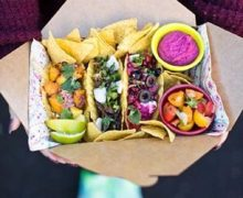 North Kerb's street food boxes