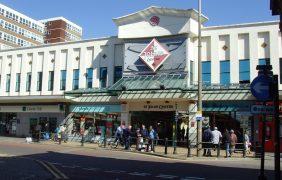 St John's Shopping Centre Pic: Tony Worrall