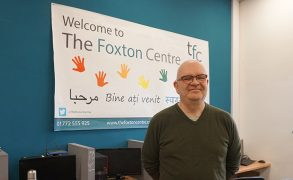 Jeff Marsh, CEO at The Foxton Centre