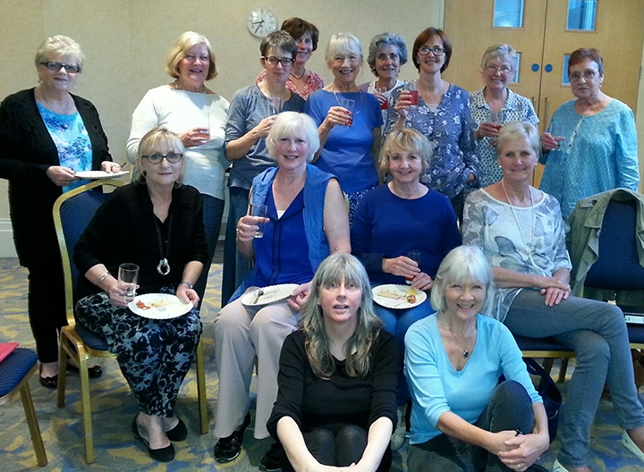 The Ribble Rousers Choir
