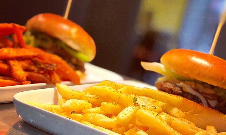 Triggo's burgers