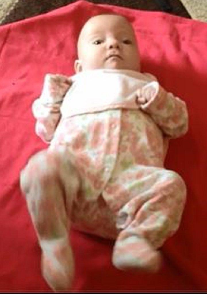 Baby Amelia