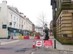 Lancaster Road closures