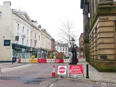 Lancaster Road closures