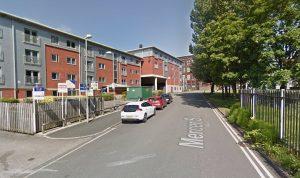 Mercer Street in Fishwick Pic: Google