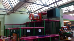 The under-3s area at Monkey Magic