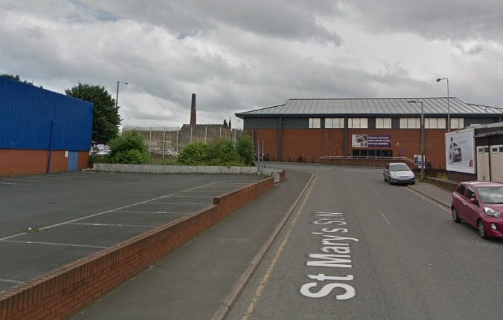 The incident took place between St Mary's Street North and Ribbleton Lane Pic: Google