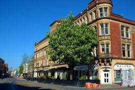 Miller Arcade is one of the buildings to feature on the map Pic: Tony Worrall