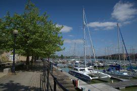 A sunny day on Preston Marina Pic: Tony Worrall