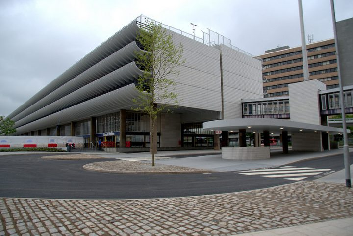 The Bus Station has seen millions of pounds spent on a restoration project Pic: Tony Worrall