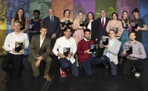The Lancashire Arts Festival Awards winners