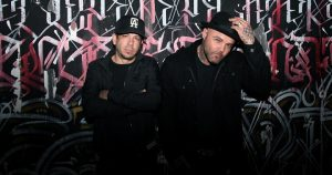 Crazy Town reformed and have begun touring
