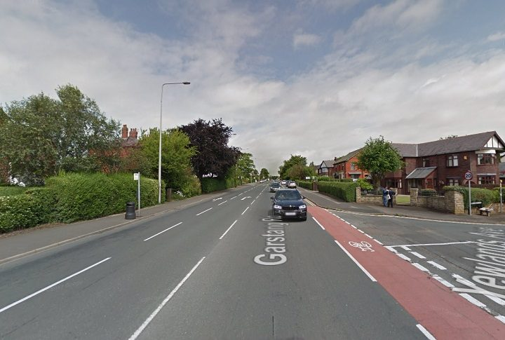 Roads off Garstang Road have been targeted Pic: Google