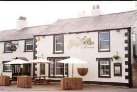 The Grapes Inn in Goosnargh