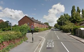 The junction with Orchards in Dunkirk Lane, Leyland Pic: Google