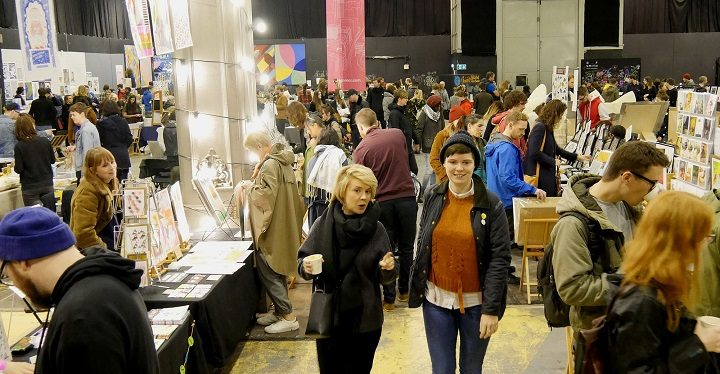 Manchester Print Fair is bringing a smaller-scale version to Preston