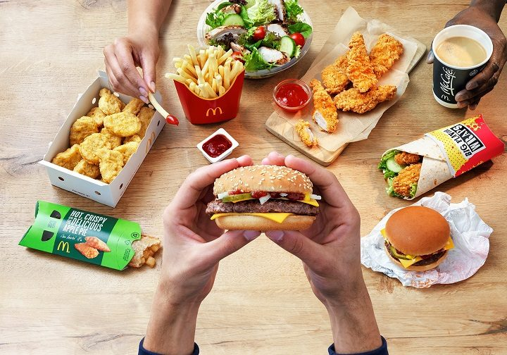 McDonalds are one of the first in Preston to sign up for UberEats