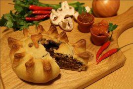 A vegan pie