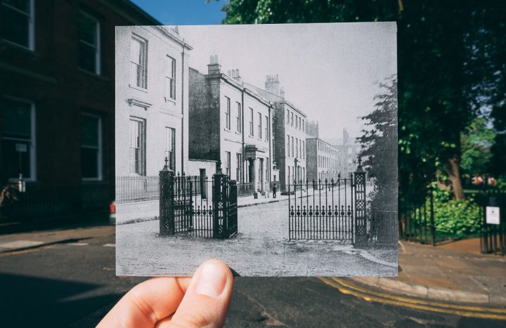 Winckley Square Pic: Gareth Edwards