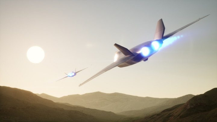 The Tempest combat air system Pic: BAE Systems