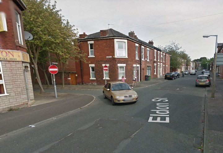 Corner of Jemmett Street and Eldon Street Pic: Google