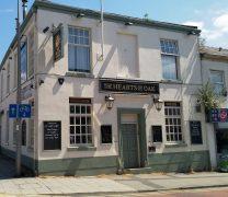 Hearts of Oak in Adelphi Street Pic: abeerinpreston