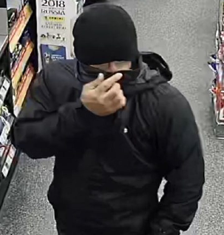Another CCTV picture released by police