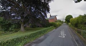 The area to the left of Lightfoot Lane is where the proposed new junction would be Pic: Google