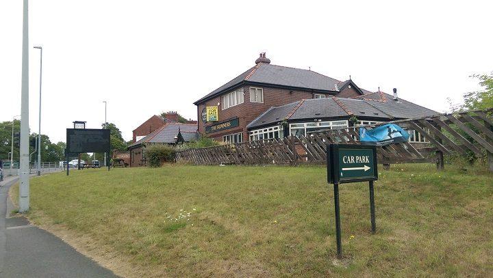 Sumners pub in Watling Street Road Pic: Blog Preston