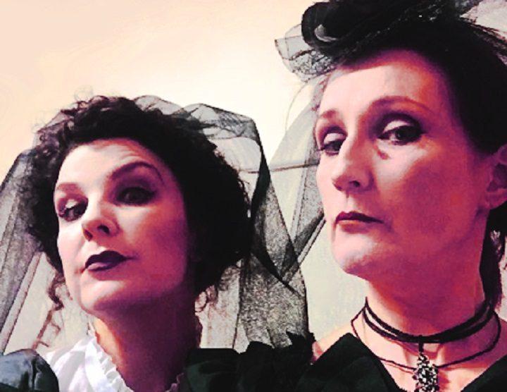 Isadora and Tabitha