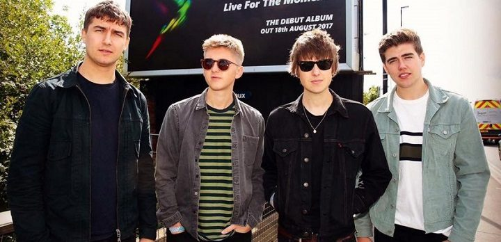 The Sherlocks will play Preston
