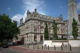 The Old Post Office is becoming the Shankly Hotel, and you can go for a look round Pic: Tony Worrall