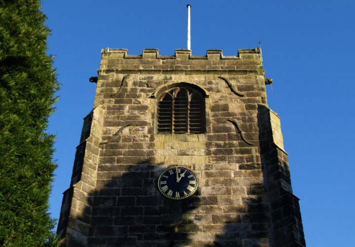 St John Baptist Church in Broughton Pic: Tony Worrall
