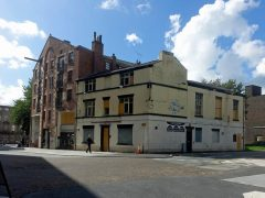 The former Tithebarn pub is currently planned to be part of the health hub