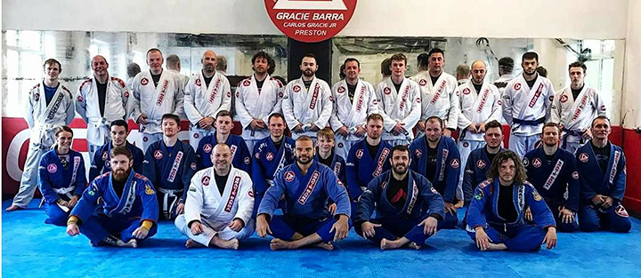 Gracie Barra Preston is celebrating its 10th year in Preston city centre